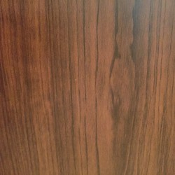 Vinyl Holz Nussbaum