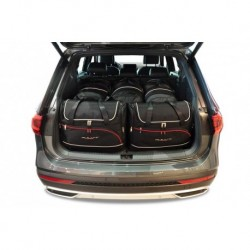 Kit bags for Seat Tarraco I (2018-) 7 seats