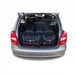 Kit bags for Skoda Fabia II...
