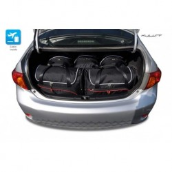 Kit bags for Toyota Corolla X Limousine (2007-2014)