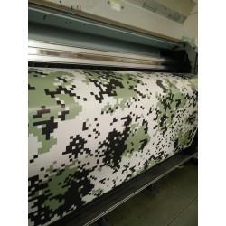 Vinilo Pixel Camo 25 x 152 cm
