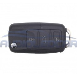 Housing for key Skoda 3 buttons