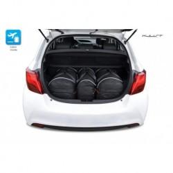 Kit bags for Toyota Yaris III (2011-)