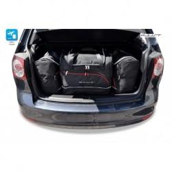 Kit suitcases for Volkswagen Golf VI Plus (2008-2012)