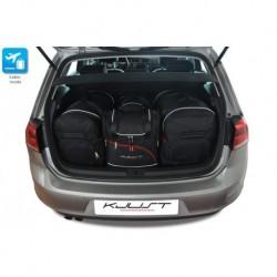 Kit suitcases for Volkswagen Golf VII Sportsvan (2013-)
