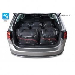Kit suitcases for Volkswagen Golf VII Variant (2013-)