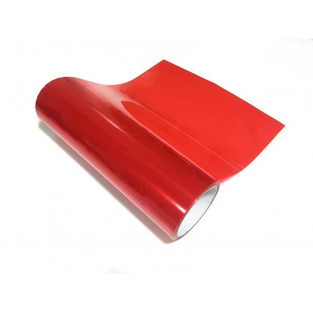 vinilo rojo faros