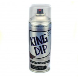 King Dip® Vinilo Líquido blanco