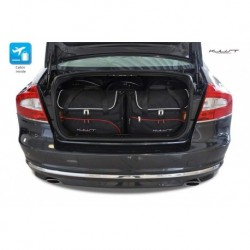 Kit suitcases for Volvo S80 II (2006-2016)