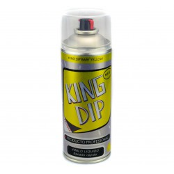 King DIP® fosco verde líquido de vinil