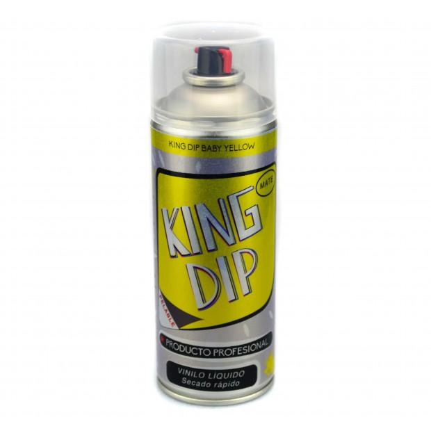 Liquide vert mat de King DIP® vinyle
