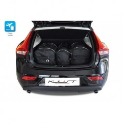 Kit suitcases for Volvo V40...