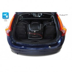 Kit suitcases for Volvo V60 R Cross Country (2015-2018)