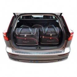 Kit suitcases for Volvo V60 II (2018-)