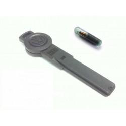 Schlüssel am Strand mit CHIP-transponder NICHT CANBUS (1995-2005)