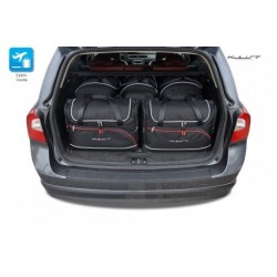 Kit suitcases for Volvo V70 III (2007-2016)