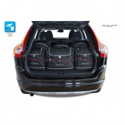 Kit suitcases for Volvo Xc60 R (2008-2017)