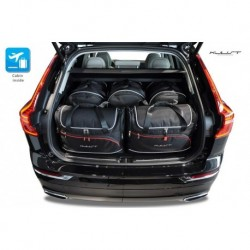 Kit suitcases for Volvo Xc60 II (2017-)