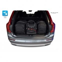 Kit suitcases for Volvo Xc90 II Excellence (2014-) 4 seats