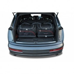 Kit bags for the Audi Q7 I (2005-2015)