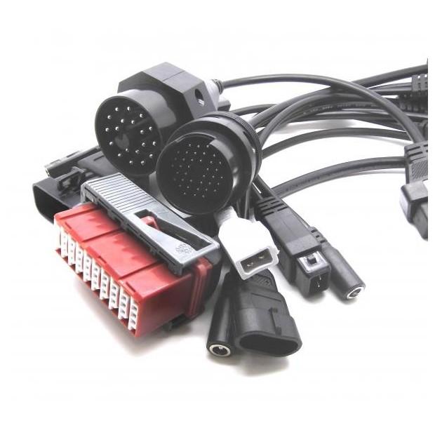 Pack de câbles et d'adaptateurs Multi-marque de VOITURE