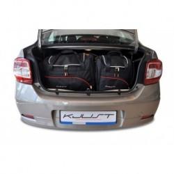 Kit de malas para Dacia...