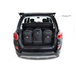 Kit bags for the Fiat 500L I (2012-)