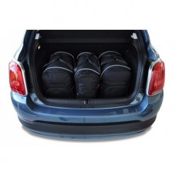 Kit bags for the Fiat 500X I (2014-)