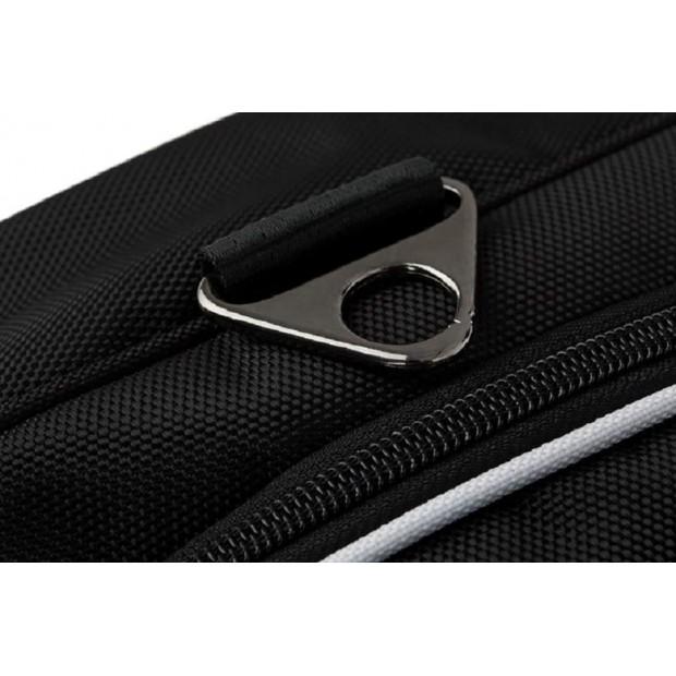 EJP-Bags Kofferraumtasche Small Bag in Farbe Schwarz Passend f/ür Fiesta mk7