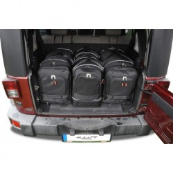 Kit bags for Jeep Wrangler...