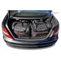 Kit suitcases for Mercedes-Benz C Coupe W204 (2011-2014)