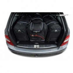 Kit suitcases for Mercedes-Benz C Kombi W204 (2006-2014)