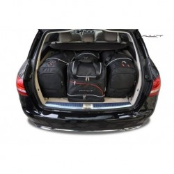 Kit suitcases for Mercedes-Benz C Kombi W205 (2014-)