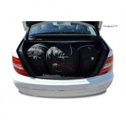 Kit suitcases for Mercedes-Benz C Limousine W204 (2006-2014)