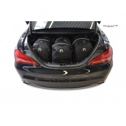 Kit bags for the Mercedes-Benz Cla Coupe C117 (2013-2018)