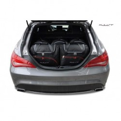 Kit bags for the Mercedes-Benz Cla Shooting Brake X117 (2015-2018)