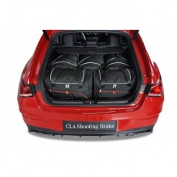 Kit bags for the Mercedes-Benz Cla Shooting Brake X118 (2019-)