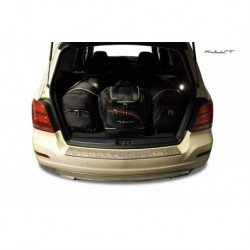 Kit bags for the Mercedes-Benz Glk X204 (2008-2015)