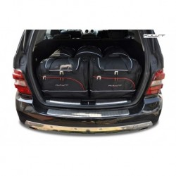 Kit suitcases for Mercedes-Benz M W164 (2005-2011)