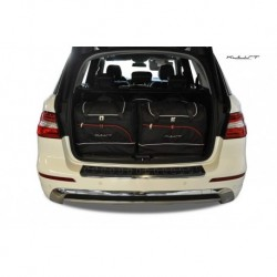 Kit suitcases for Mercedes-Benz M W166 (2011-2015)
