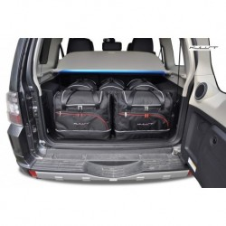 Kit bags for Mitsubishi Pajero Iv (2006-2017) 5-door