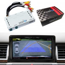 Interface Cámara trasera Audi a6 c6