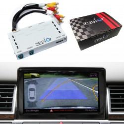 Interface Cámara trasera Audi q7