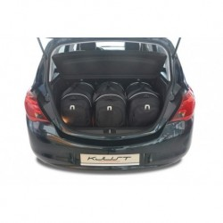 Kit koffer für Opel Corsa E...