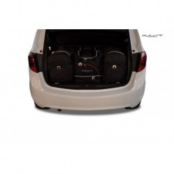 Kit koffer für Opel Meriva...