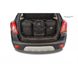 Kit bags for the Opel Mokka / Mokka X-I (2012-)