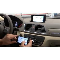 MirrorLink Multimédia pour Iphone et Android