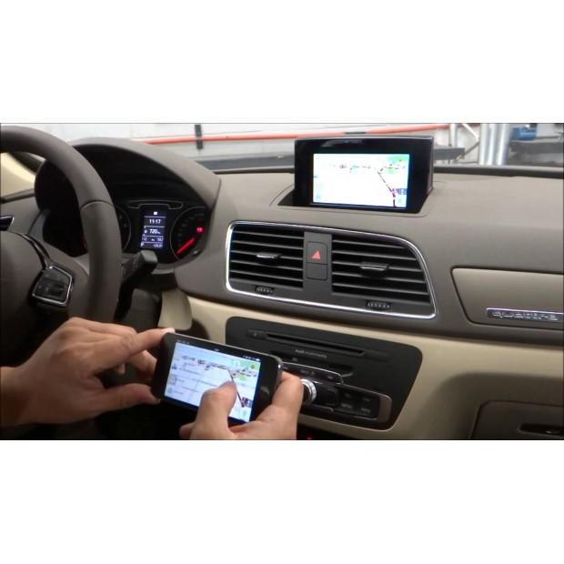 MirrorLink Multimedia für Iphone und Android