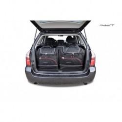 Kit bags for the Subaru...