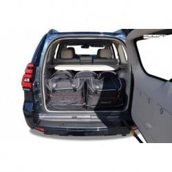 Kit bags for Toyota Land Cruiser 150 Vii (2017-) 5 seats
